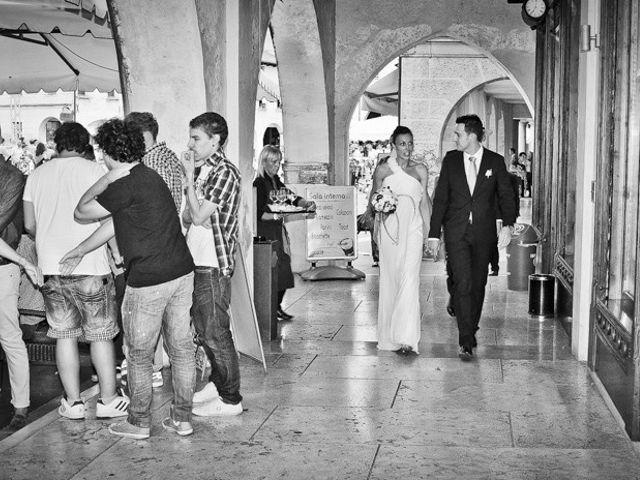 Il matrimonio di Paolo e Elena a Codognè, Treviso 103