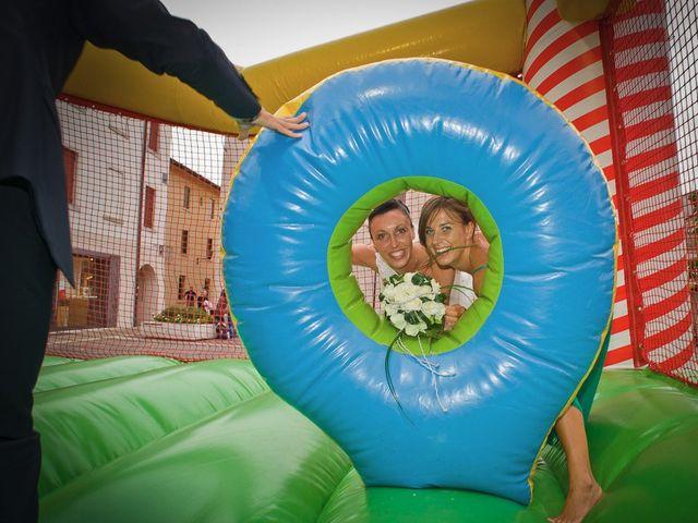 Il matrimonio di Paolo e Elena a Codognè, Treviso 106