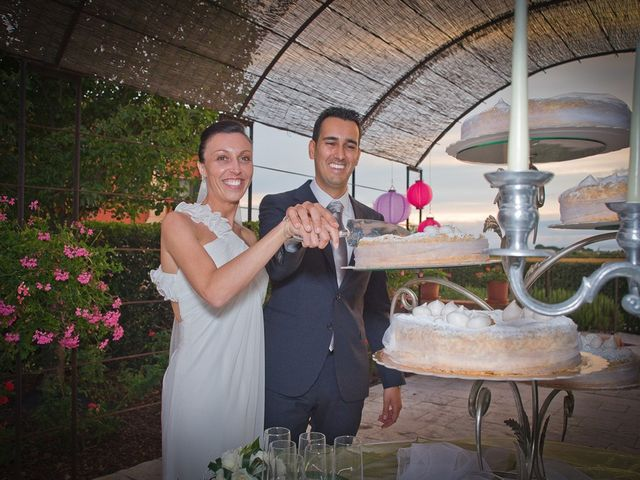 Il matrimonio di Paolo e Elena a Codognè, Treviso 107