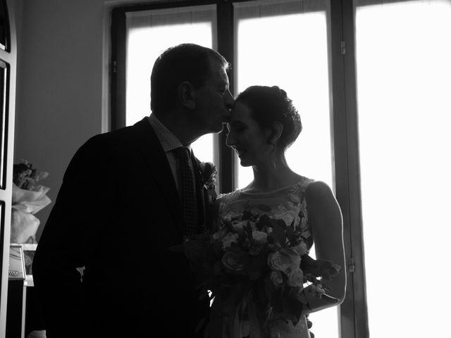 Il matrimonio di Vincenzo e Debora a Palazzo Pignano, Cremona 8