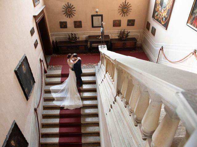 Il matrimonio di Vincenzo e Debora a Palazzo Pignano, Cremona 34