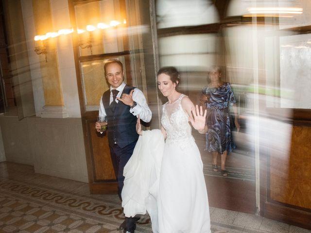 Il matrimonio di Vincenzo e Debora a Palazzo Pignano, Cremona 43