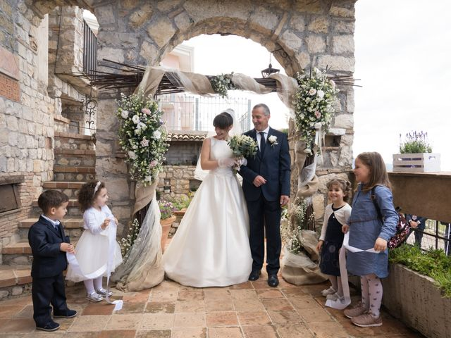 Il matrimonio di Elisa e Alessio a Trivigliano, Frosinone 14