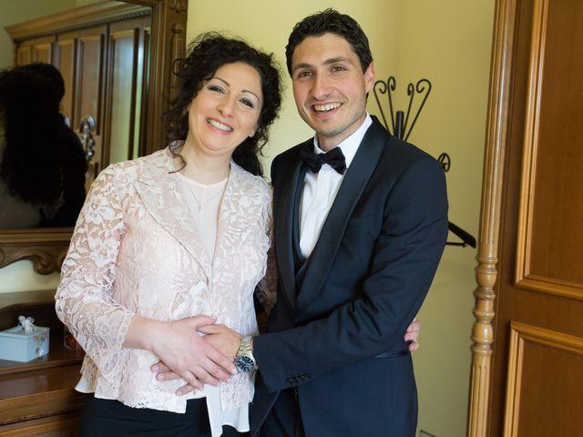 Il matrimonio di Elisa e Alessio a Trivigliano, Frosinone 19