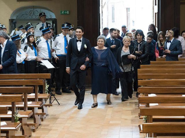 Il matrimonio di Elisa e Alessio a Trivigliano, Frosinone 23