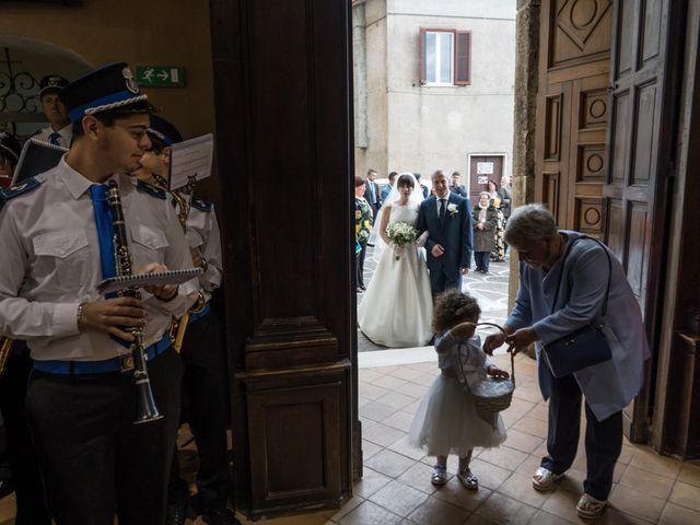 Il matrimonio di Elisa e Alessio a Trivigliano, Frosinone 25