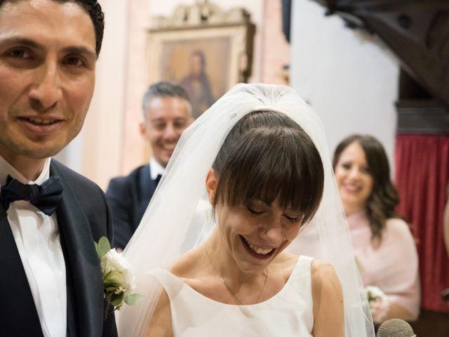 Il matrimonio di Elisa e Alessio a Trivigliano, Frosinone 29