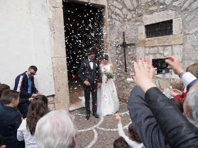Il matrimonio di Elisa e Alessio a Trivigliano, Frosinone 32