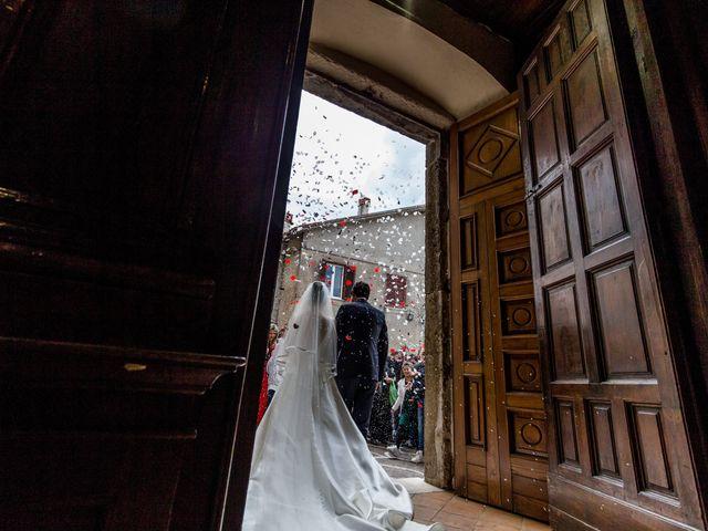 Il matrimonio di Elisa e Alessio a Trivigliano, Frosinone 33