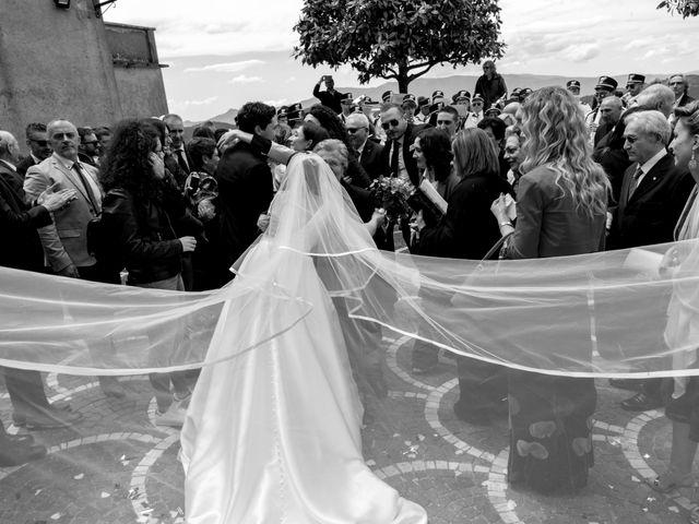 Il matrimonio di Elisa e Alessio a Trivigliano, Frosinone 34