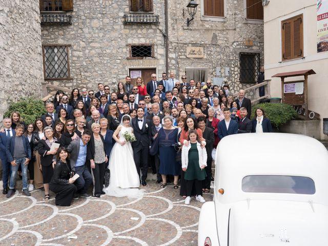 Il matrimonio di Elisa e Alessio a Trivigliano, Frosinone 35
