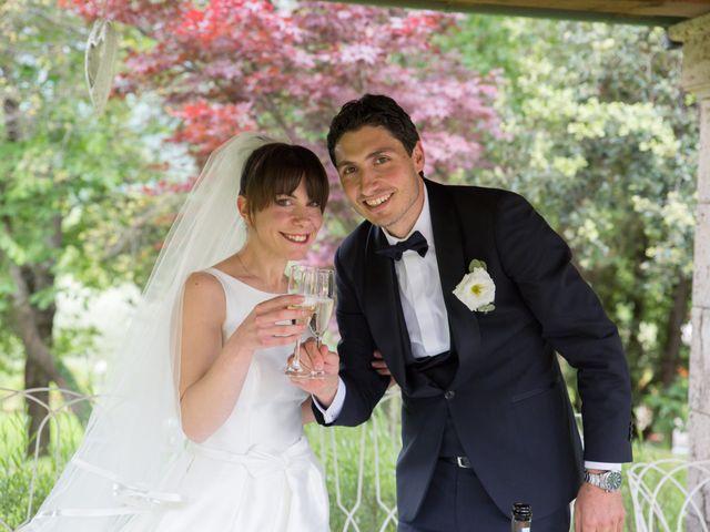 Il matrimonio di Elisa e Alessio a Trivigliano, Frosinone 37