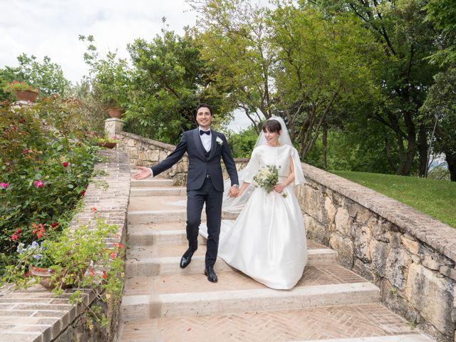 Il matrimonio di Elisa e Alessio a Trivigliano, Frosinone 38