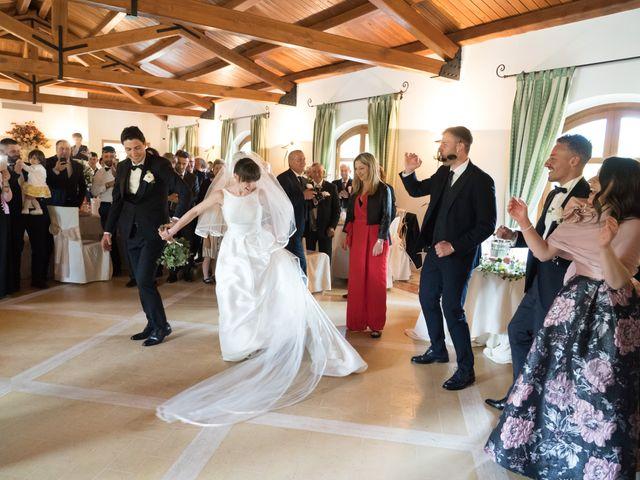 Il matrimonio di Elisa e Alessio a Trivigliano, Frosinone 40