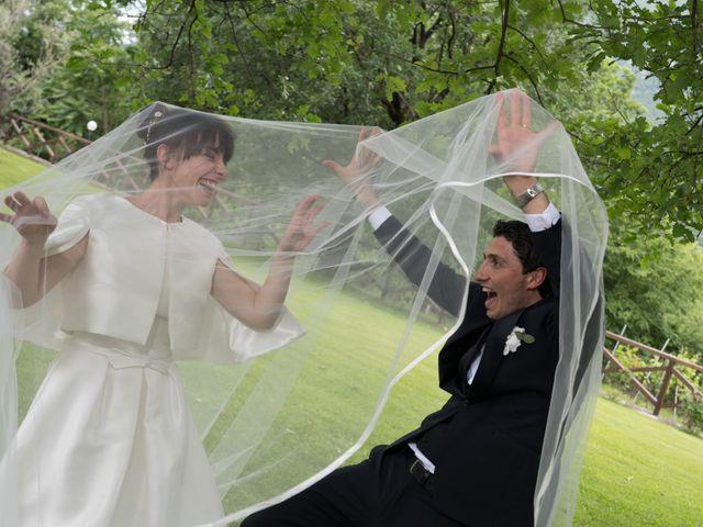 Il matrimonio di Elisa e Alessio a Trivigliano, Frosinone 43