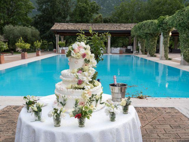 Il matrimonio di Elisa e Alessio a Trivigliano, Frosinone 46