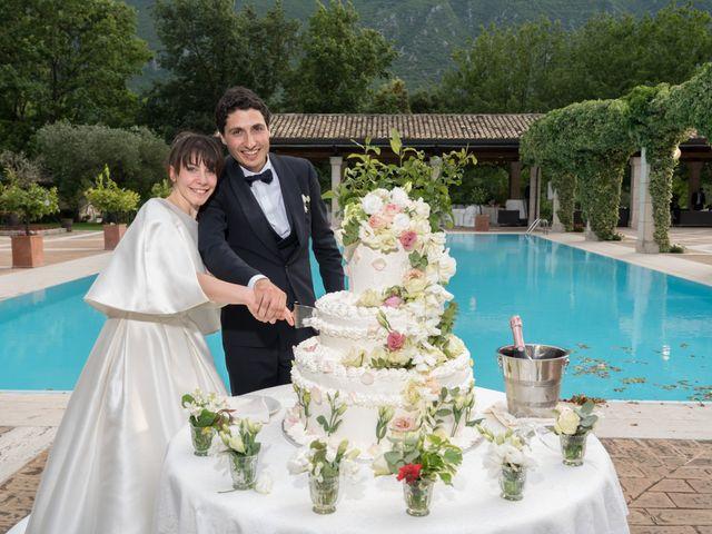 Il matrimonio di Elisa e Alessio a Trivigliano, Frosinone 47