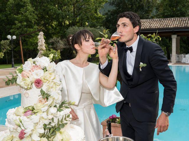 Il matrimonio di Elisa e Alessio a Trivigliano, Frosinone 48