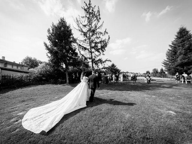 Il matrimonio di Giada e Daniele a Albignasego, Padova 2