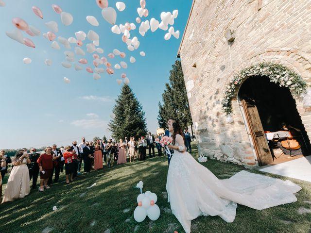 Il matrimonio di Giada e Daniele a Albignasego, Padova 3