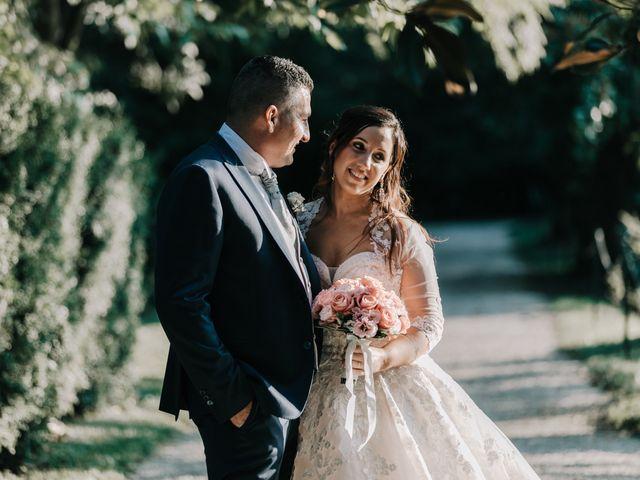 Il matrimonio di Giada e Daniele a Albignasego, Padova 7