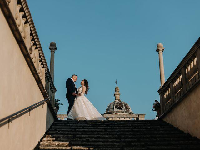 Il matrimonio di Giada e Daniele a Albignasego, Padova 9