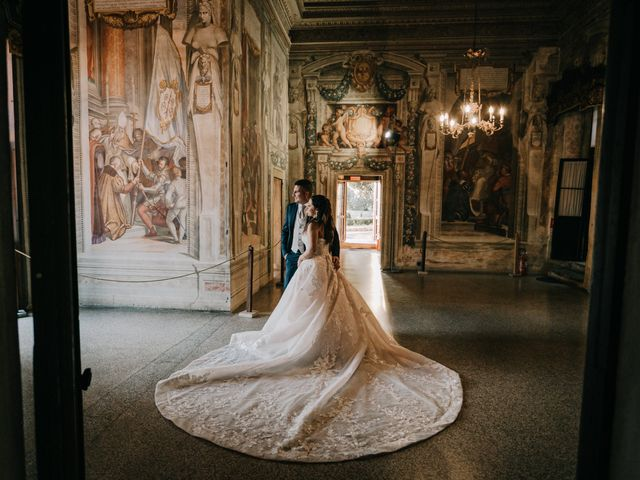 Il matrimonio di Giada e Daniele a Albignasego, Padova 14