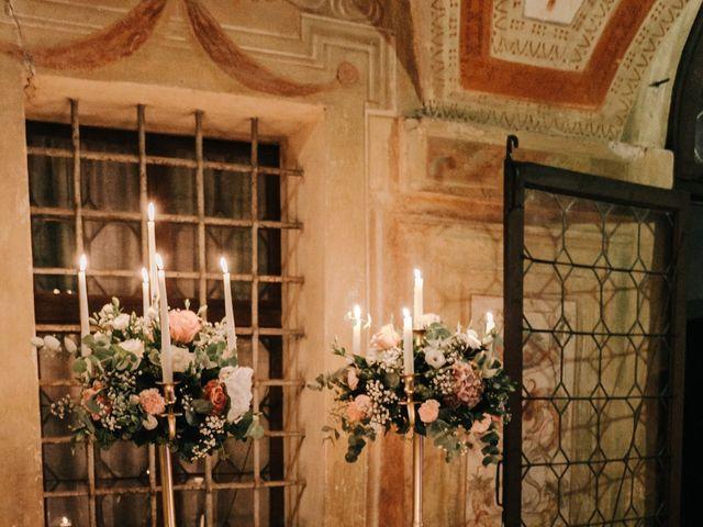 Il matrimonio di Giada e Daniele a Albignasego, Padova 30