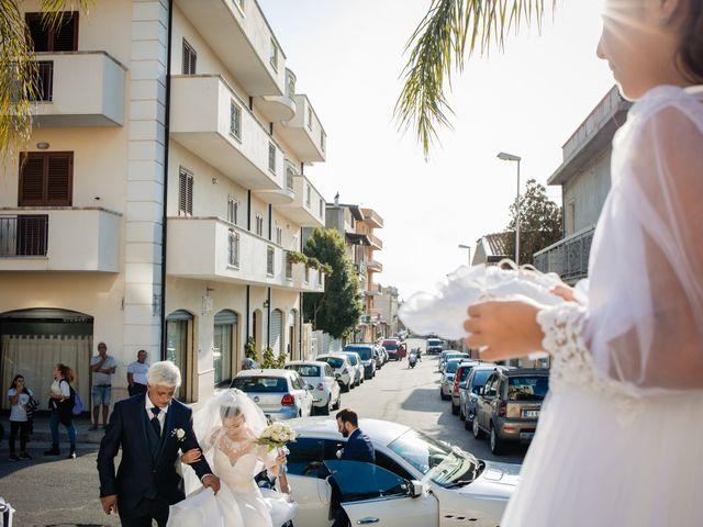 Il matrimonio di Alessia e Pasquale a Reggio di Calabria, Reggio Calabria 39