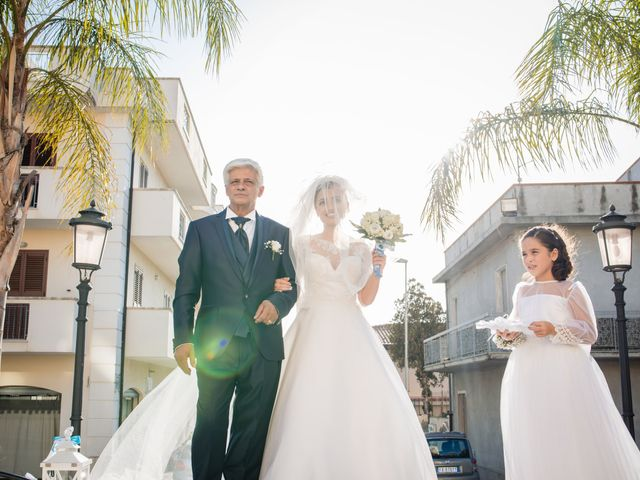 Il matrimonio di Alessia e Pasquale a Reggio di Calabria, Reggio Calabria 40