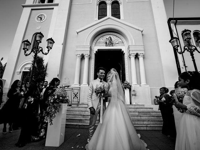 Il matrimonio di Alessia e Pasquale a Reggio di Calabria, Reggio Calabria 47