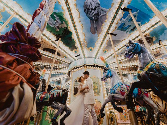 Le nozze di Pasquale e Alessia