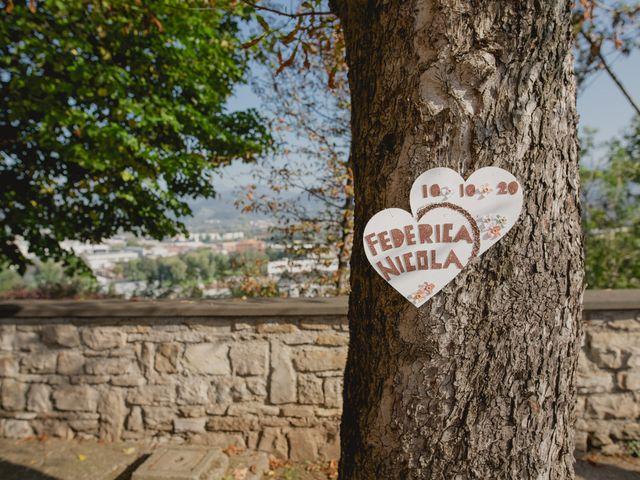 Il matrimonio di Nicola e Federica a Coccaglio, Brescia 1