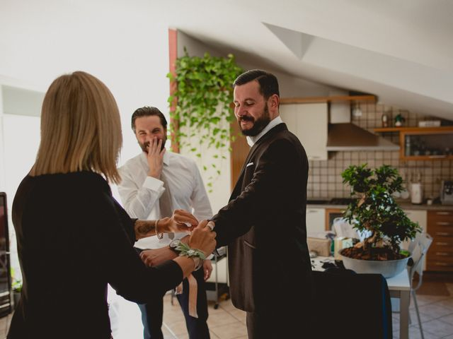 Il matrimonio di Nicola e Federica a Coccaglio, Brescia 9