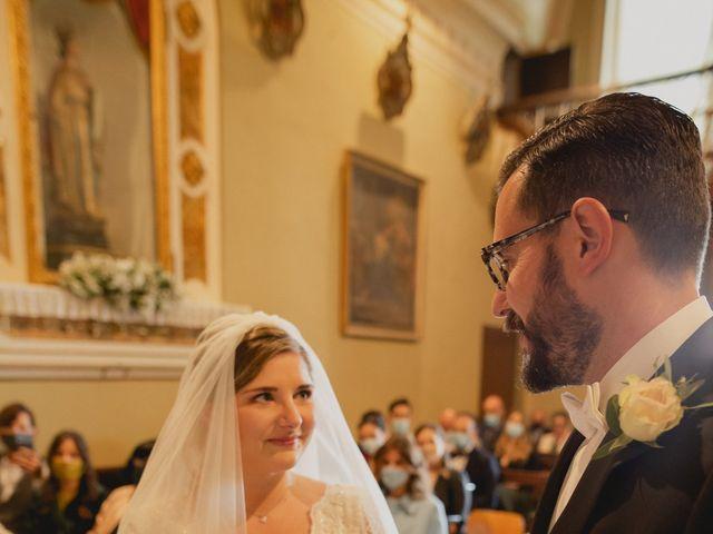 Il matrimonio di Nicola e Federica a Coccaglio, Brescia 14