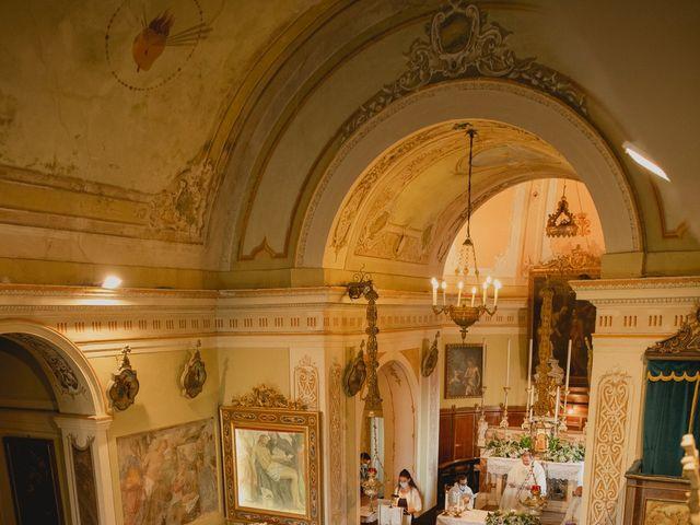 Il matrimonio di Nicola e Federica a Coccaglio, Brescia 15