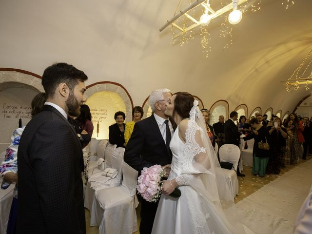 Il matrimonio di Giuseppe e Valeria a Noicattaro, Bari 17