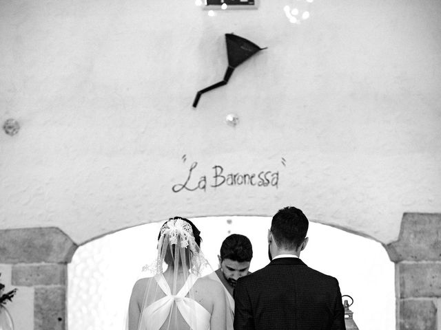 Il matrimonio di Giuseppe e Valeria a Noicattaro, Bari 20