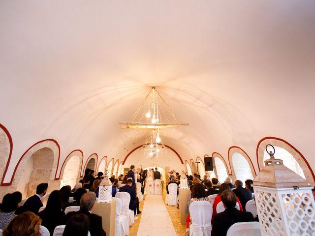 Il matrimonio di Giuseppe e Valeria a Noicattaro, Bari 21