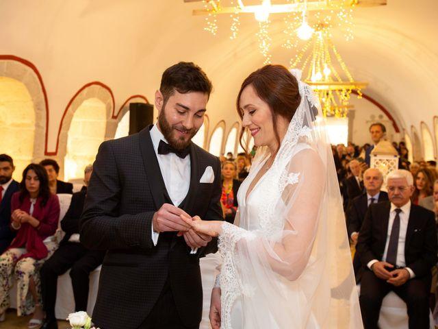Il matrimonio di Giuseppe e Valeria a Noicattaro, Bari 22