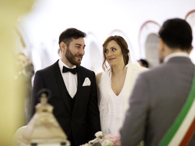 Il matrimonio di Giuseppe e Valeria a Noicattaro, Bari 25
