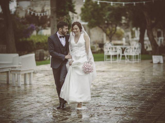 Il matrimonio di Giuseppe e Valeria a Noicattaro, Bari 32
