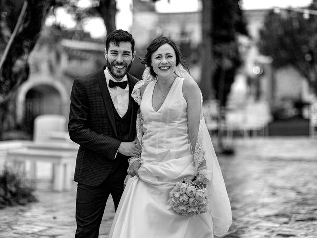 Il matrimonio di Giuseppe e Valeria a Noicattaro, Bari 33