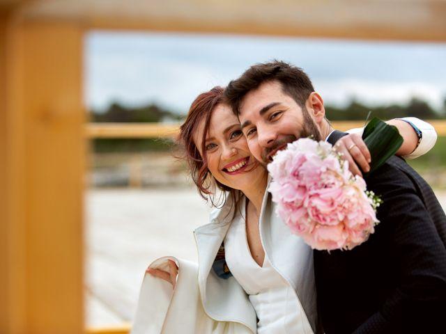 Il matrimonio di Giuseppe e Valeria a Noicattaro, Bari 36