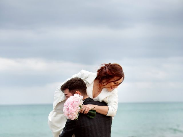Il matrimonio di Giuseppe e Valeria a Noicattaro, Bari 38