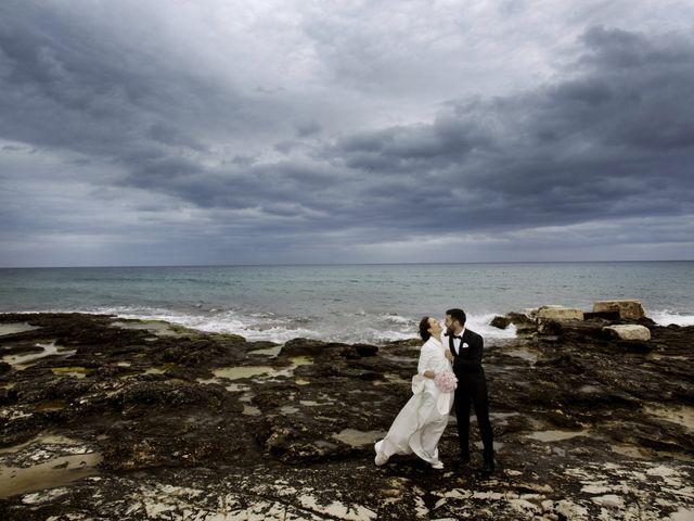 Il matrimonio di Giuseppe e Valeria a Noicattaro, Bari 1