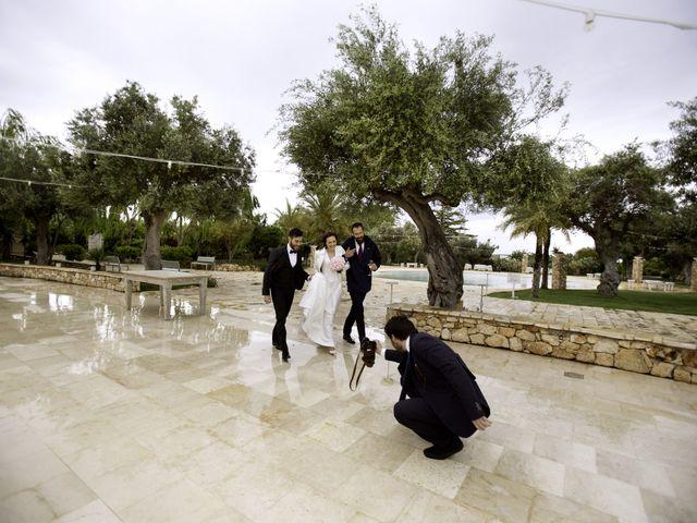 Il matrimonio di Giuseppe e Valeria a Noicattaro, Bari 46