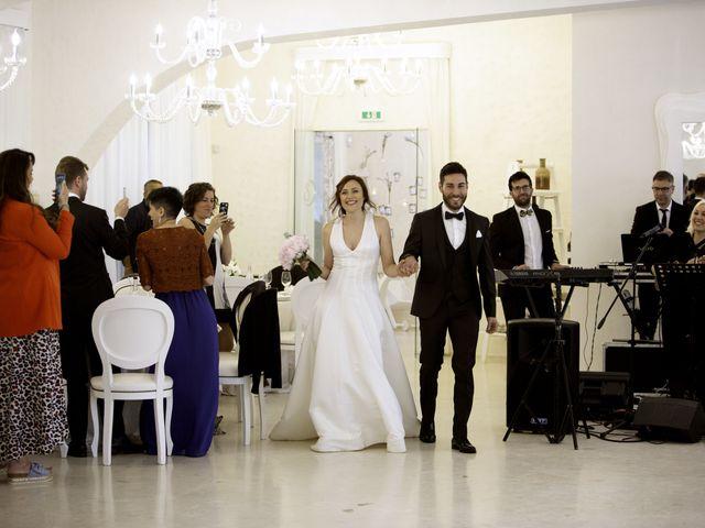 Il matrimonio di Giuseppe e Valeria a Noicattaro, Bari 47