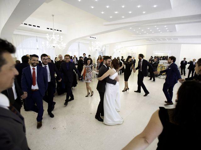 Il matrimonio di Giuseppe e Valeria a Noicattaro, Bari 50