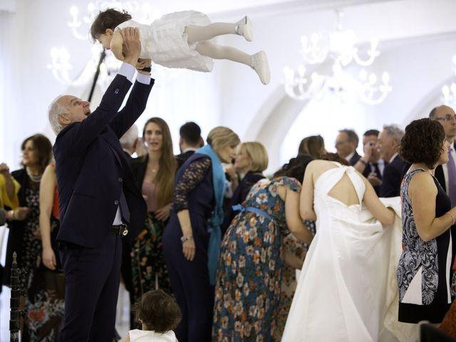 Il matrimonio di Giuseppe e Valeria a Noicattaro, Bari 54
